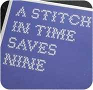 sample college admission essay on a stitch in time saves nine a stitch in time saves nine someone has very aptly and wisely said that a stitch in time saves nine