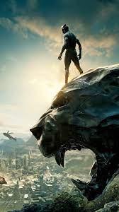 Black Panther 2018 4K Wallpapers