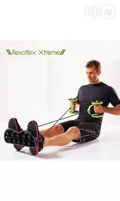new revoflex xtreme workout kit trainer wheeled fitness exerciser rope in gwarinpa sports equipment bolape s jiji ng in gwarinpa