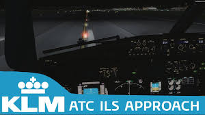 P3d V3 Vatsim W Subtitles Approach Landing Milano Linate Liml Klm 737ng