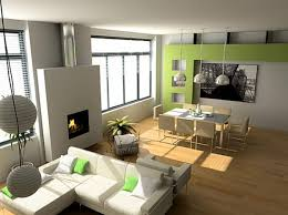 Kitchen With Living Room Design Interior Modern Apartment Interior Design Kitchen Living Room