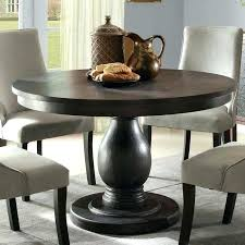 amusing 48 round wood dining table square inch dinette pedestal 48 inch round dining table with