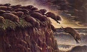 Resultado de imagen de lemmings