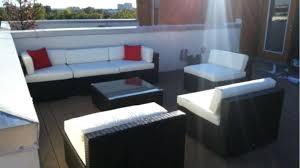 outsunny outdoor furniture rattan patio set outsunny garden furniture reviews