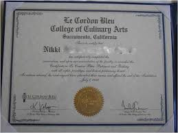 Cooking Certificate Template Custom Editable Certificate Of Completion Model Cooking Award Certificate