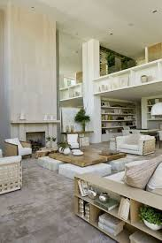 Living Room Designes Amazing I Love This Stunning Neutral Design Timeless And That Fireplace Is