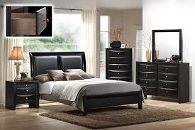 black bedroom furniture sets. Amazon.com: Roundhill Furniture Blemerey Fully Assembled Dresser And Mirror, Black Wood Finish: Kitchen \u0026 Dining Bedroom Sets K