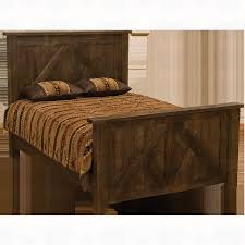 Lodge Bedroom Furniture Fireside Lodge Furniture Frontier Timber Frame Headboard Santa