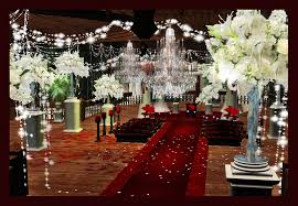 wine red wedding. Wine Red Wedding Decoration A red black and white wedding Flickr