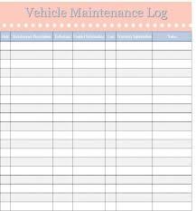 Excel Sample Vehicle Repair Log Expert User Guide U2022 Skycart Us
