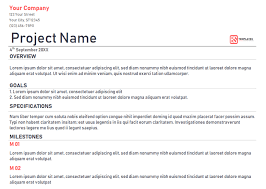 It Project Proposal Template Free Download Project Proposal Templates Free Excel Pdf Example Download