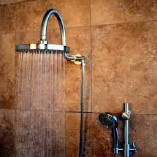 brushed nickel shower system. Nickel Shower Head Pulse Finished Brass Abs Stainless Steel System With Hand Brushed .