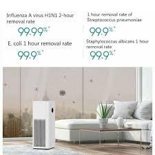 Mã ELMALLCOIN hoàn 8% xu đơn 500k] Máy lọc không khí khử khuẩn Xiaomi air  purifier F1 model 2020 - Bảo Hành 12 Tháng