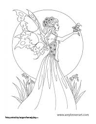 Printable Fairy Coloring Pages Unique Beautiful Fairies Colouring