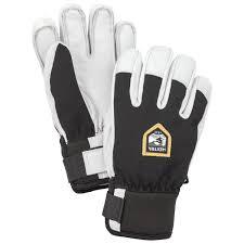 hestra kid s army leather patrol gloves