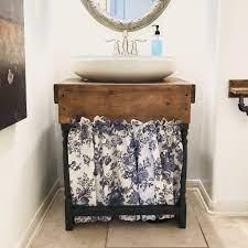 Diy Farmhouse Bathroom Vanity Ryobi Nation Projects
