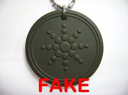 quantum science scalar energy pendant with authenticity card