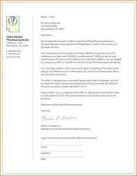 Counter Job Offer Letter Template Proposal Sample Effortless How ...