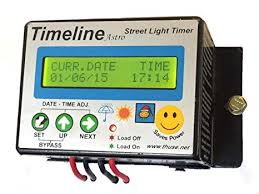 Timeline Street Light <b>Timer Astronomical</b>: Amazon.in: Computers ...