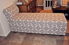 ana white  storage chaise lounge  diy projects