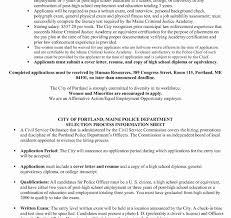 Firefighter Resumer Letter Samples Application Sample For Volunteer