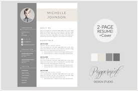 Example Modern Resume Template Modern Resume Templates Docx To Make Recruiters Awe