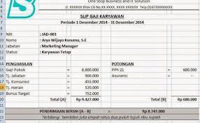 Cloud payroll software | payroll software web based indonesia Contoh Slip Gaji Karyawan Format Ms Excel Ngulik Computer Cute766