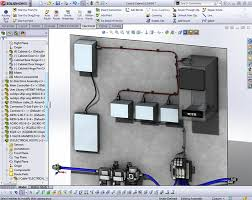 electrical routing design capabilities in solidworks previous