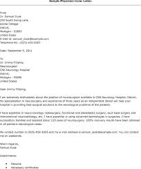 Physician Resume Cover Letter Physician Fresh Physician Cover Letter