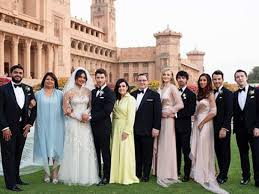 Wedding Photo Captions Priyanka Chopra Shares Family Pictures From Her Wedding Captions It