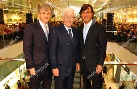 Steven Frank Peter Lowy opening Westfield Shopping Editorial Stock Photo -  Stock Image | Shutterstock