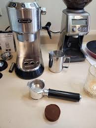 Should you use a descaler with the same brand as your machine? I Could Never Hope For Pucks Like This With The Pressurized Basket Espresso