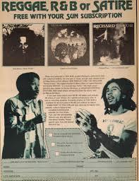Reggae R B Of Satire Ann Arbor District Library