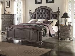 Monticello Queen Bed