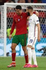 أربع ركلات جزاء تُنهي مباراة البرتغال وفرنسا بالتعادل الإيجابي - بوابة الغد