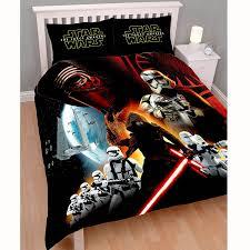 star wars episode vii kylo ren awaken double panel duvet cover and pillowcase set co uk kitchen home