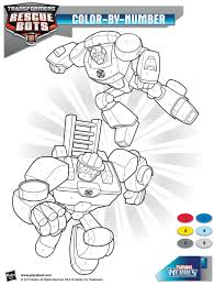 all rescue bots coloring s for kids awesome free beauteous optimus prime bot