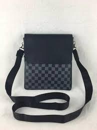 Designer Shoulder Bags Mens Mens Small Designer Messenger Bag