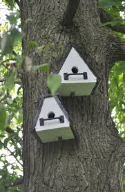 Best Unique Bird Houses Images On Pinterest Cages Cardinalse Plans  Modernses Free Red House Northern Sheltered ...