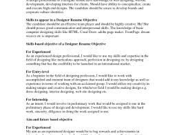 Should I Use A Resume Template Qualification Summary For Resume