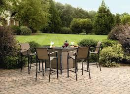 Garden Oasis Harrison 5 pc Patio Bar Set Down to 29900 50 Savings