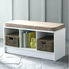 shoe storage organizers bench closetmaid shelf home depot