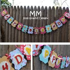 custom happy birthday banner customized birthday banners best business template