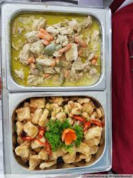signature thai green curry en