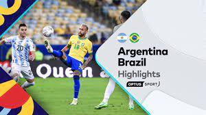 HIGHLIGHTS: Argentina v Brazil