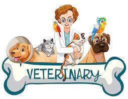 A Banner of Veterinary Clinic 418775 - Download Free Vectors, Clipart  Graphics & Vector Art