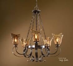 oil rubbed bronze chandelier lighting