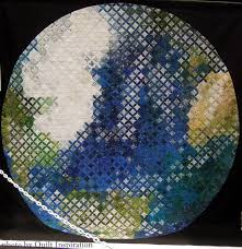 Quilt Inspiration: Highlights of the 2015 Pacific International ... & Kimiko explains, ....