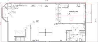 Amazing basement layout layout plans ideas