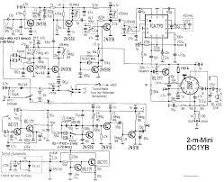 Diagram mechanical electrical large size homebrew rf circuit design ideas mhz channels walkie talkie dc1yb
